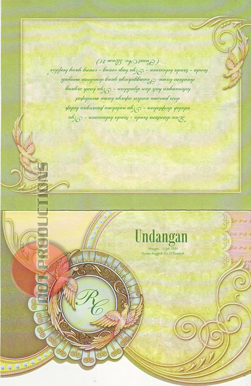 UNDANGAN NEO 036