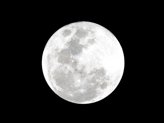 supermoon_Bulan Purnama Terbesar